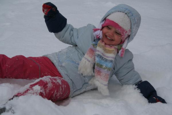 Снежные виражи. Это сладкое слово - прогулка!..