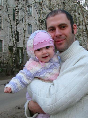 Любим папу и гулять!. Это сладкое слово - прогулка!..