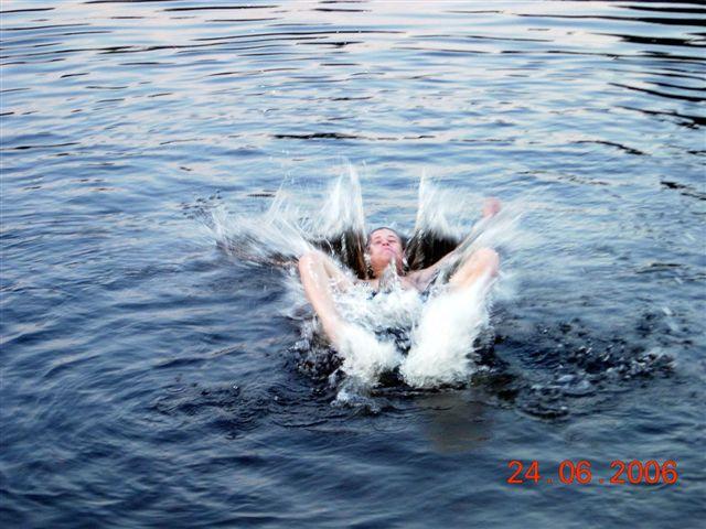 Звезда упала!!. Вечная слава воде!