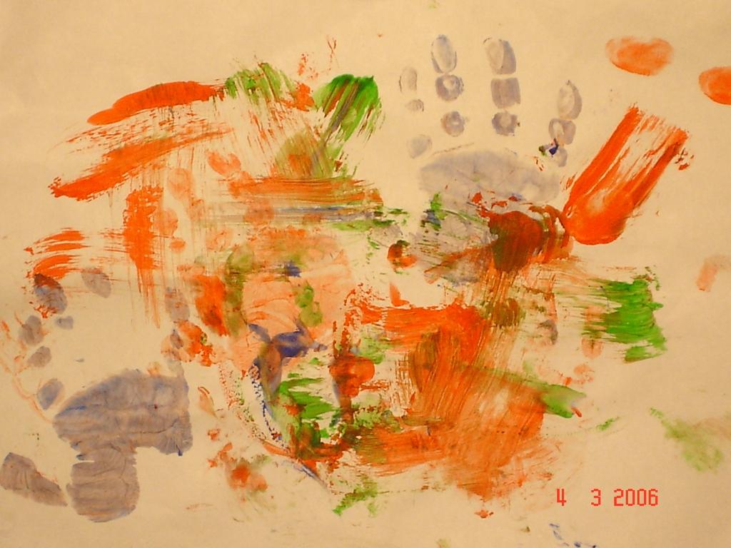 наш первый шедевр. Конкурс детского рисунка с ВООБРАЖАЛКИНЫМ