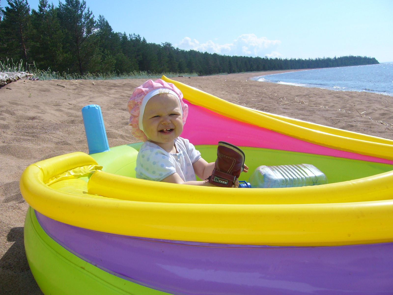 Вот так весело на море!. Лето, ах лето!..
