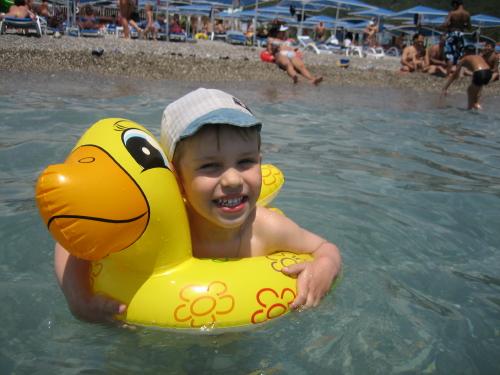 Море, утка... счастье!!!. Лето, ах лето!..