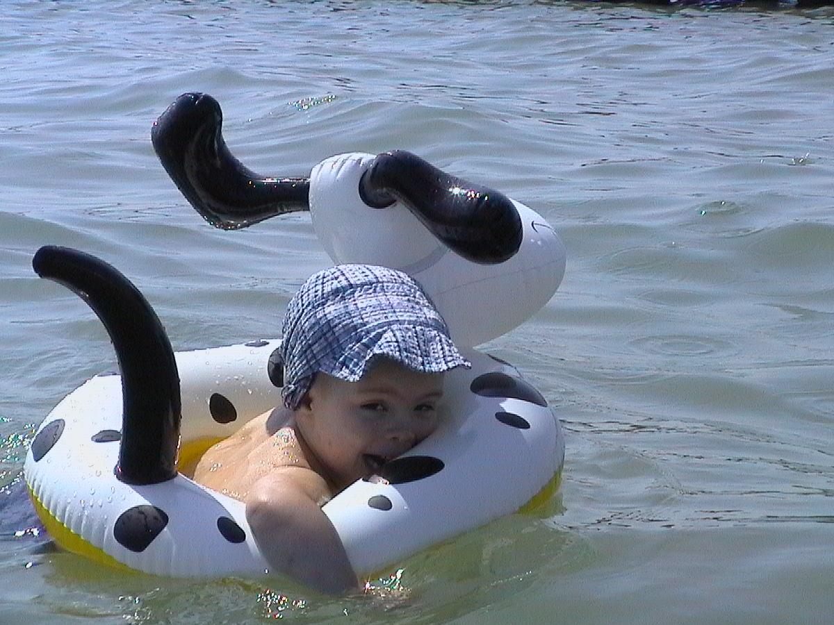 Италия 2005 : 'Замыслил я побег... , или  А ну - догони!'. Лето, ах лето!..