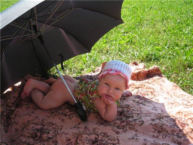 ...люблю на травке поваляться.... Лето, ах лето!..