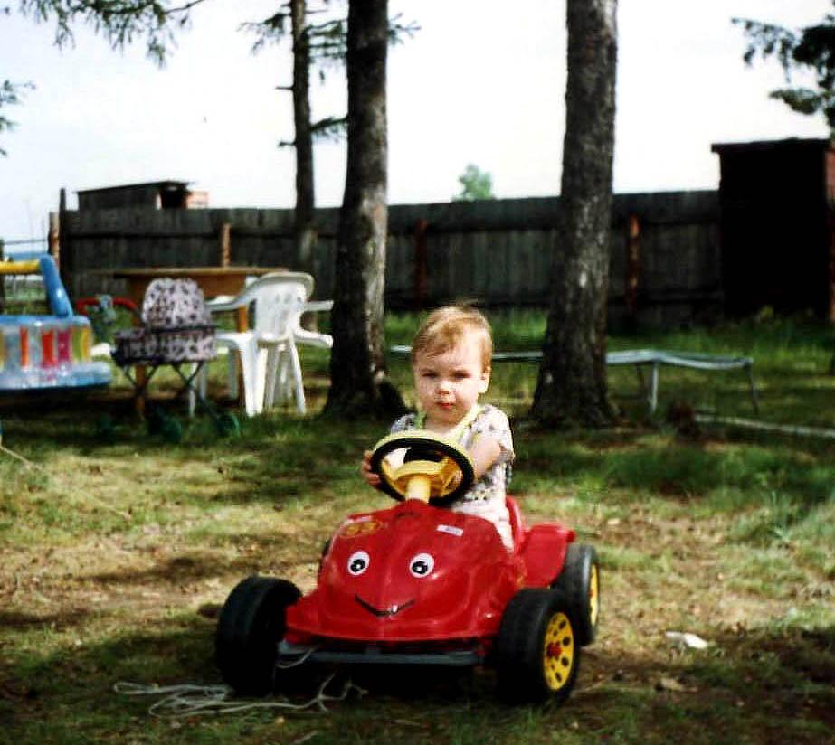 Хоть сейчас на 'Формулу-1'!. Лето, ах лето!..