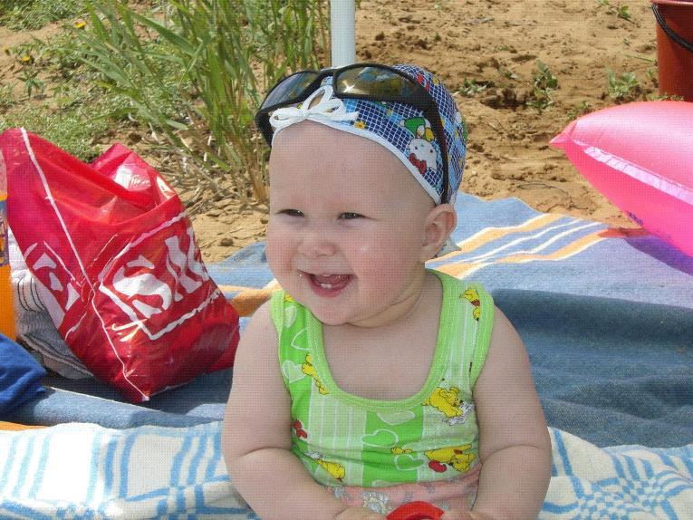 Я сижу на пляжу!!!. Лето, ах лето!..