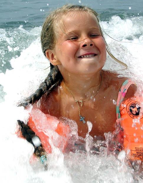 Давйте же мыться, плескаться!. Лето, ах лето!..