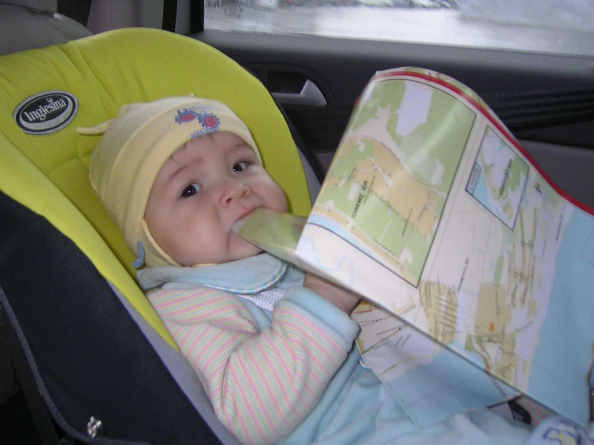 Папа, ты понял куда ехать? Сколько можно маршрут разжовывать?. Мы едем, едем, едем...
