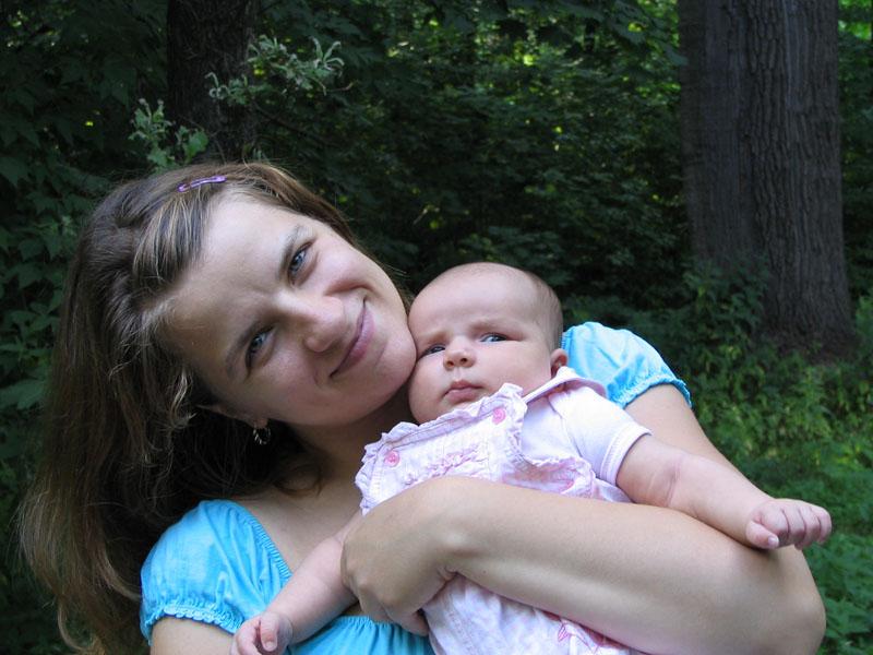 Мое счастье №3. Счастье в маминых руках