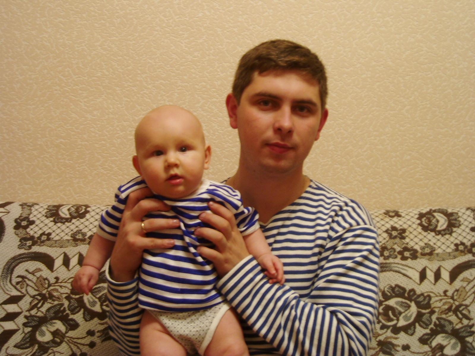 Два матроса!. Отцы и дети