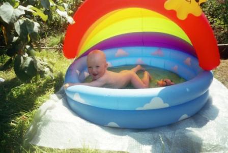 я на солнышке лежу.... Лето, ах лето!..