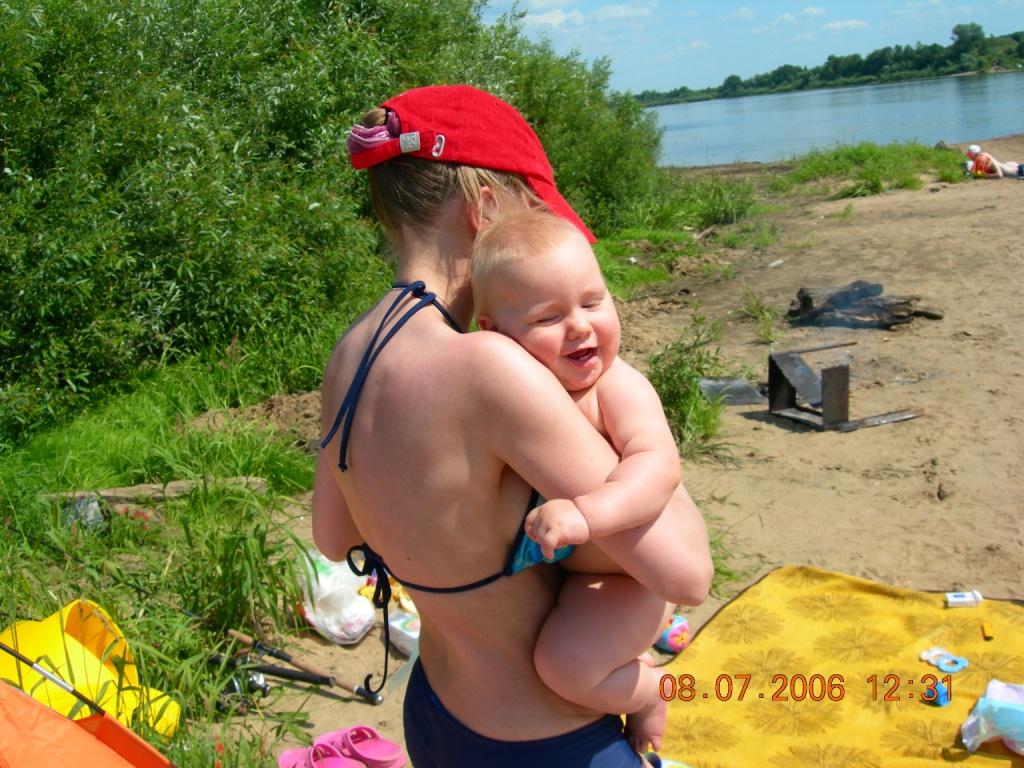 Солнце, воздух и вода......И мама - ты самая лучшая в мире у меня. Лето, ах лето!..