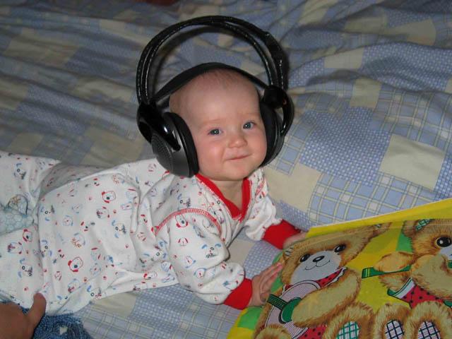 Юный меломан. Дети и музыка