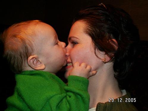 Это любовь. Я и моя малышка