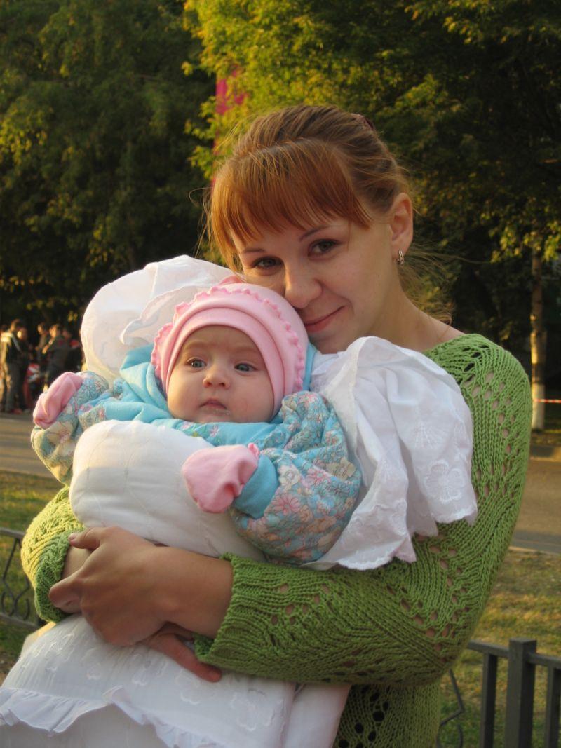 мое  сокровище!!!. Я и моя малышка