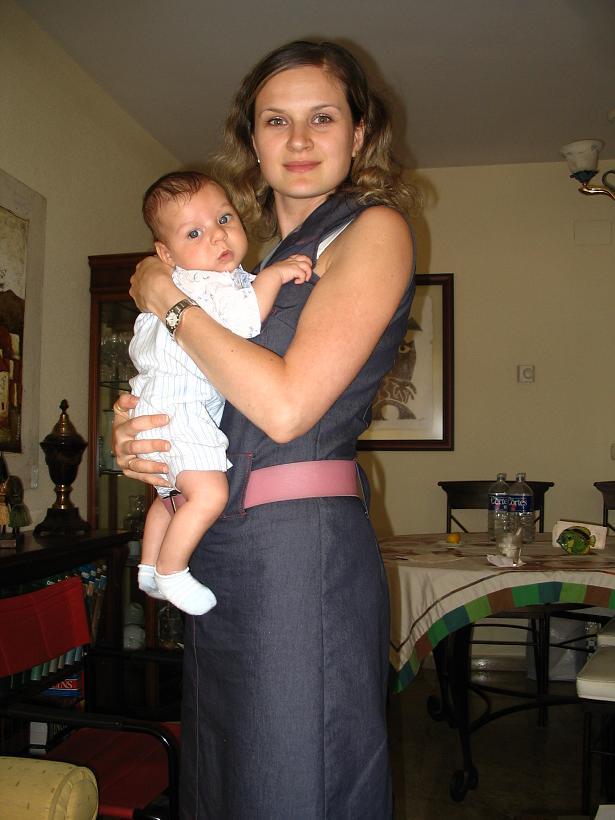 Я и мой сыночек.. Я и моя малышка