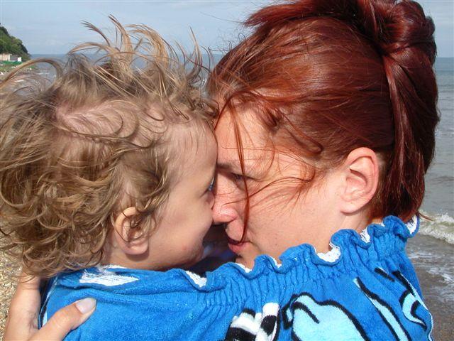 У женщин свои секреты.... Я и моя малышка