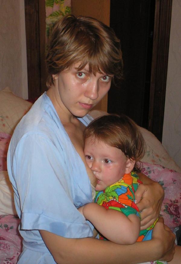 Такая у нас идиллия.... Я и моя малышка