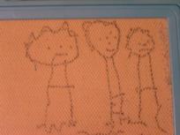 Папа, мама и я - наша дружная семья!!!. Конкурс детского рисунка с ВООБРАЖАЛКИНЫМ