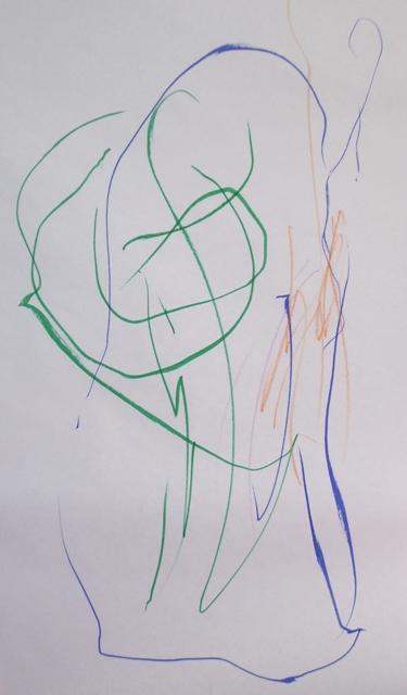 Это мама :). Конкурс детского рисунка с ВООБРАЖАЛКИНЫМ