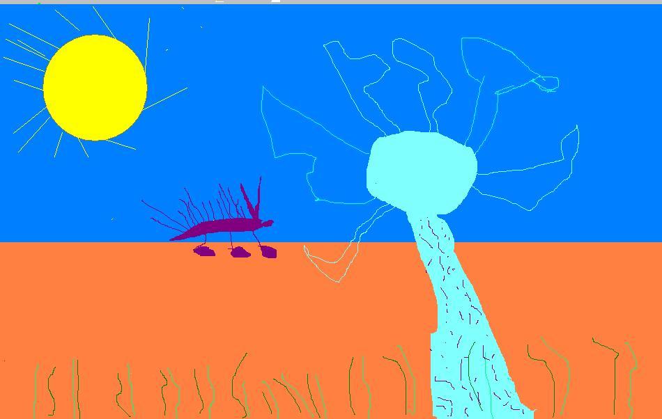Воображение разгулялось.... Конкурс детского рисунка с ВООБРАЖАЛКИНЫМ