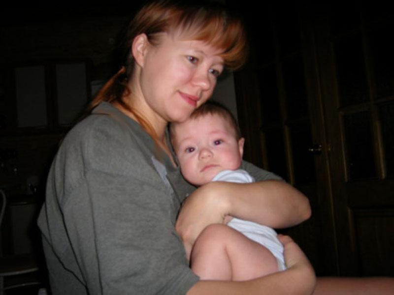 Счастье есть!!!. Я и моя малышка