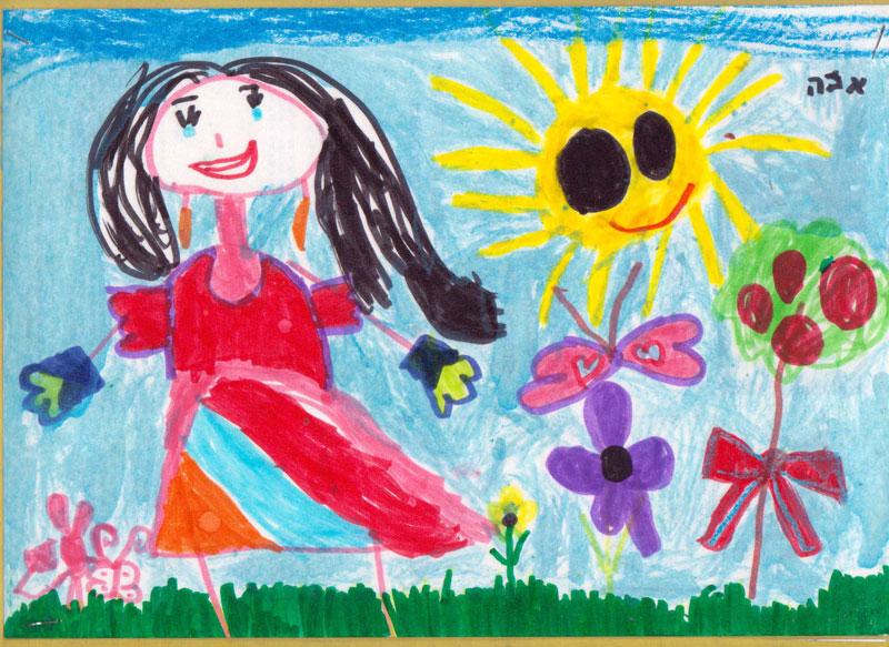 'ПОРТРЕТ МАМЫ'. Конкурс детского рисунка с ВООБРАЖАЛКИНЫМ