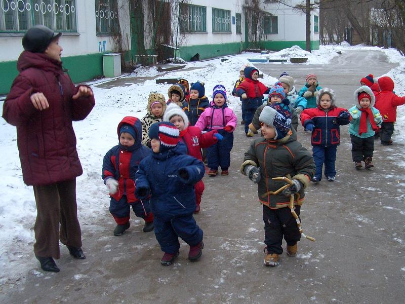 Наш веселый детский сад. Мы - веселые друзья