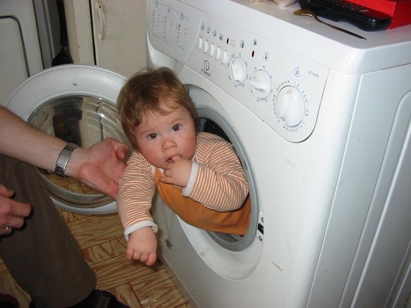ну вот, теперь я точно чистюля. Я - Чистюля