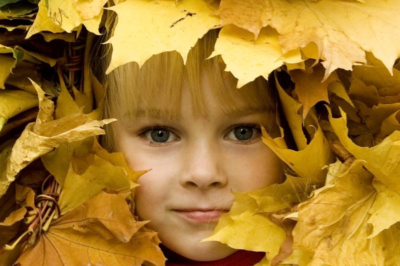 Осень золотая!. Время улыбаться