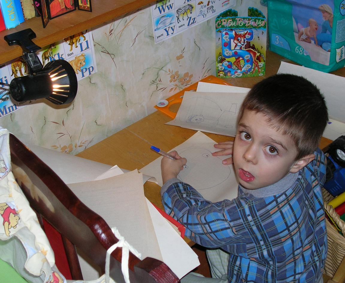 Я творю. Малыши-карандаши