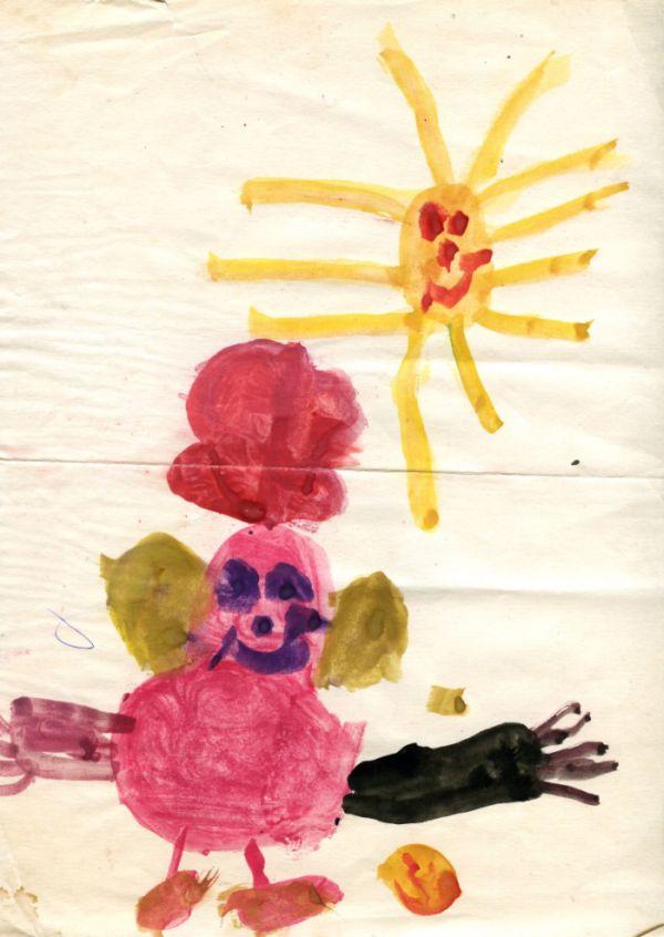 Мама- это ТЫ!!!. Конкурс детского рисунка с ВООБРАЖАЛКИНЫМ