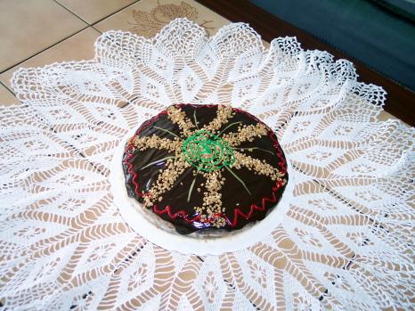Кулинария: торты и пирожные