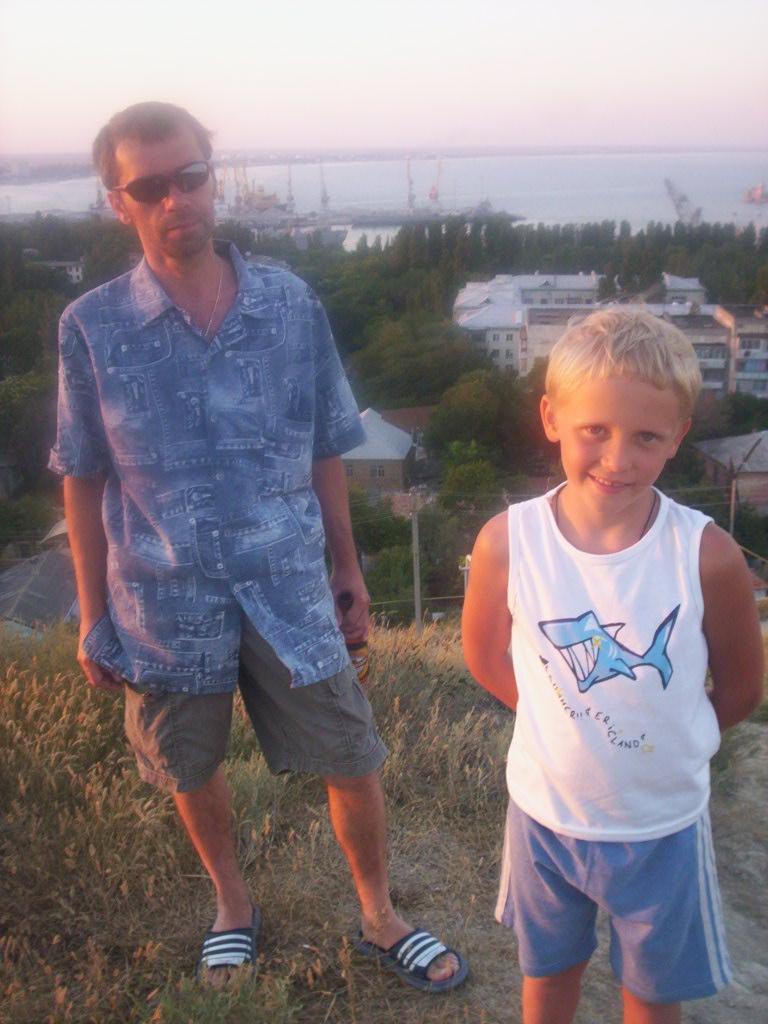 лето 2006.