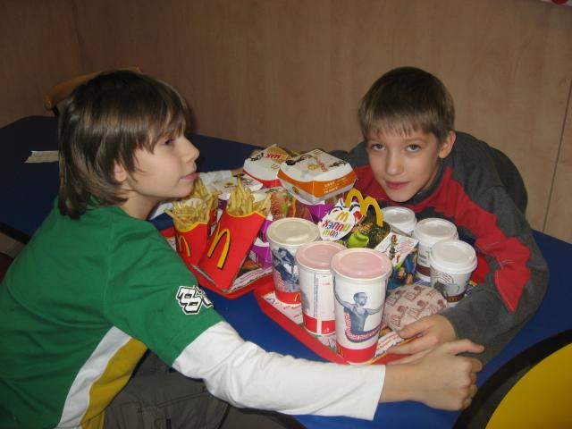 Эрик( Жakonya)и Сережа(Zajka). Встреча 03.01.07