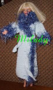Пальто. Наряды для Барби и других кукол