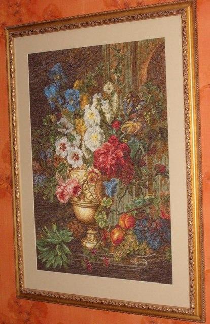 Букет. Растения (в основном цветы)