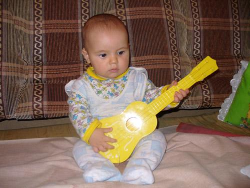 Кто этот парень с гитарой?. Дети-музыканты