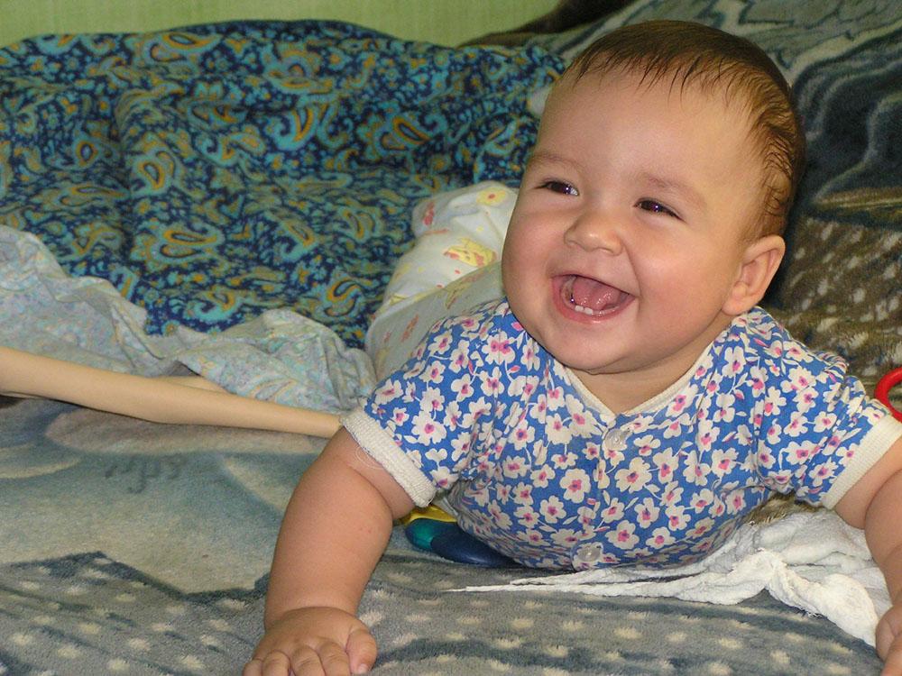 Зубастая улыбка. Зубастики