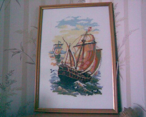 Корабль. Море, корабли