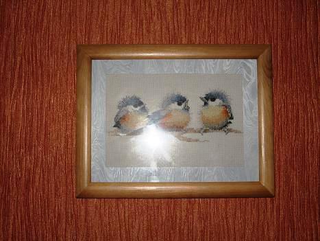 Heritage . Птицы