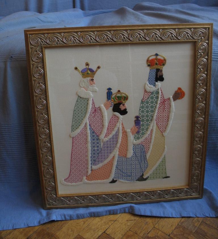 Gift of the Magi (Bucilla). Иконы и библейские сюжеты