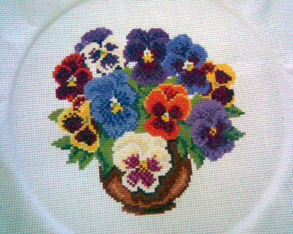 Цветочные фантазии. Растения (в основном цветы)