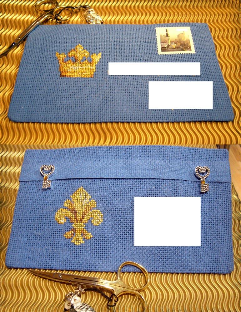 3 - автор MLena для Нестерёнка. 2007 Письмецо в конверте