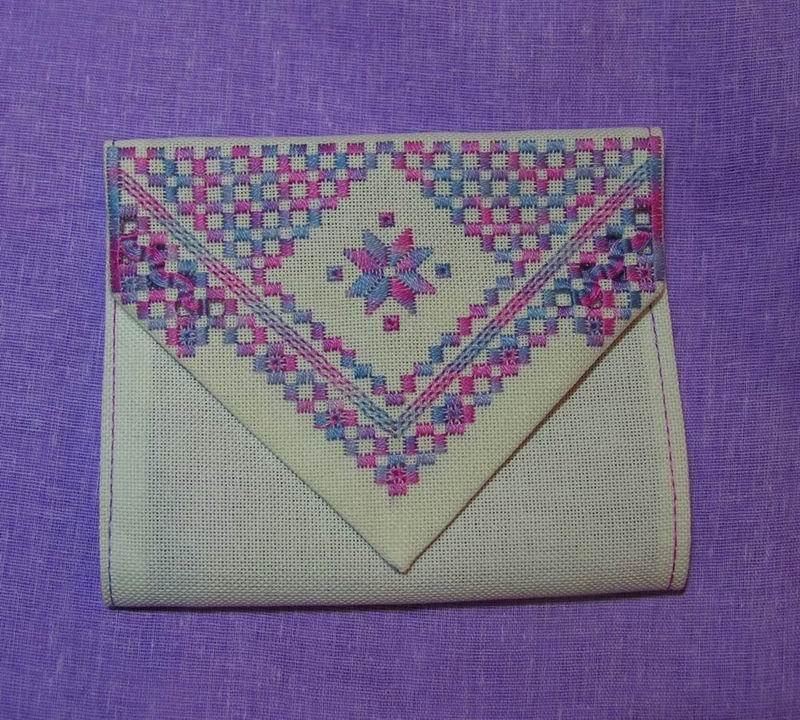 6 - автор МамАнька для анелЕ. 2007 Письмецо в конверте