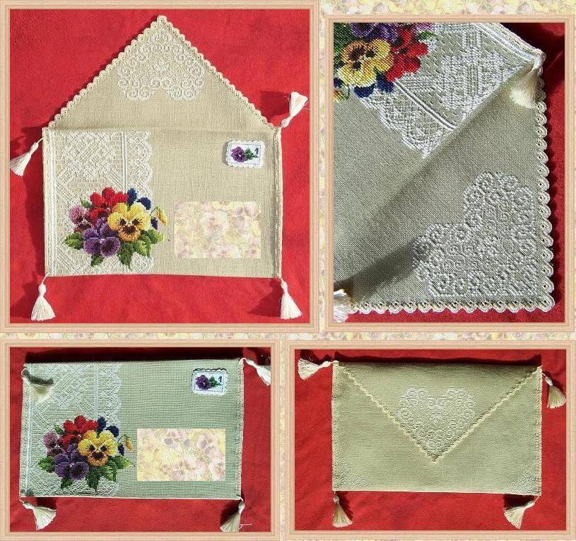 11 - автор Selma для Лёнка и Донька. 2007 Письмецо в конверте