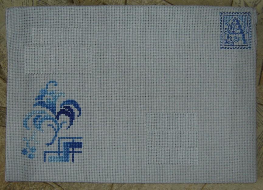 23 - автор kura для МАнны. 2007 Письмецо в конверте