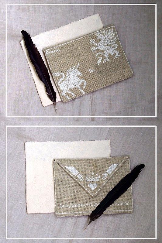 40  - автор Arya для Загадки природы. 2007 Письмецо в конверте