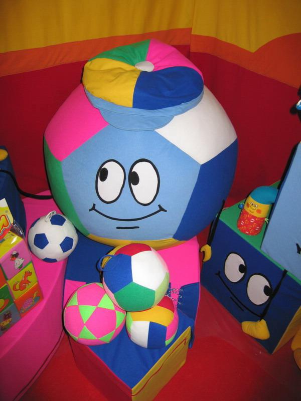 Выставка 'Мир детства 2007'