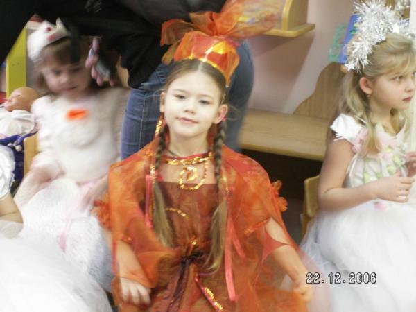 принцесса Турандот. Карнавальные костюмы